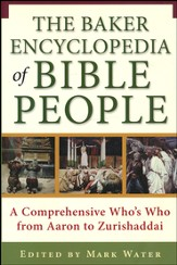 The Baker Encyclopedia of Bible People - Slightly Imperfect
