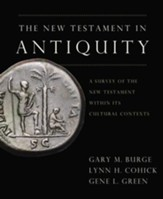 The New Testament in Antiquity: A Survey of the New Testament within Its Cultural Context - eBook
