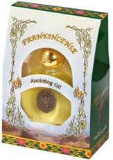 Frankincense Anointing Oil with Widow's Mite Replica