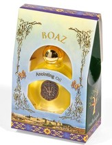 Boaz Anointing Oil, 1/4 oz.