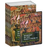 Worship in the Early Church: An Anthology of Historical Sources, Volumes 1-4 with CD-Rom