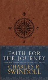 Faith for the Journey: Daily Meditations on Courageous Trust in God - eBook