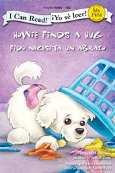 Howie Finds a Hug / Fido recibe un abrazo - eBook