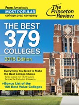 The Best 379 Colleges, 2015 Edition - eBook
