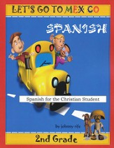 2nd Grade Spanish for the Christian Student - Student Workbook