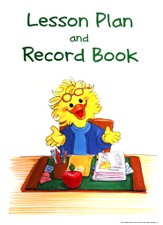 Suzy's Zoo Lesson Plan/Record Book