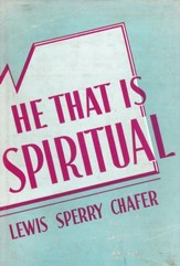 He That Is Spiritual / New edition - eBook