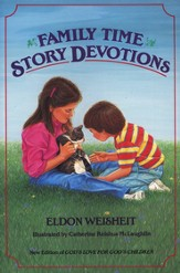 Family Time Story Devotions-