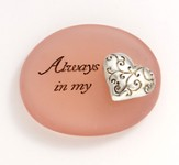 Always in My Heart Sea Stone, Gift Boxed
