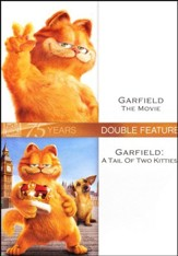 Garfield: The Movie/A Tail Of Two Kitties, Double Feature DVD