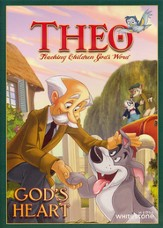 Theo: God's Heart, DVD