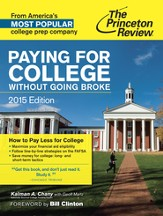 Paying for College Without Going Broke, 2015 Edition - eBook