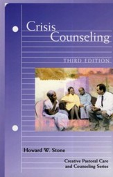 Crisis Counseling, Third Edition