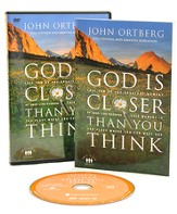 God Is Closer Than You Think, DVD