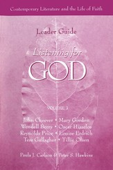 Listening for God, Leader         , Vol. 03