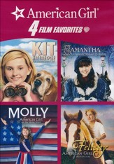 American Girl: 4 Kid Favorites