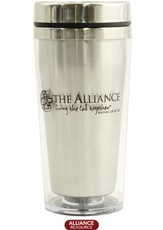 The Alliance Rolling Ridges Stainless Tumbler - 16oz