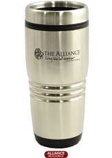 The Alliance Arcylic Silver Tumbler 16oz