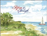 Refuge and Strength, Blank Note Cards, Box of 8