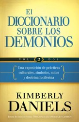 El Diccionario Sobre los Demonios, Vol. 2 - eLibro  (The Demon Dictionary, Vol. 2 - eBook)