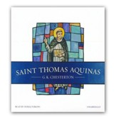 Saint Thomas Aquinas - unabridged audio book on CD