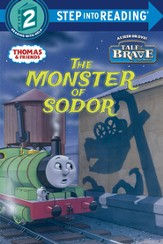 The Monster of Sodor (Thomas & Friends) - eBook