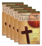 Christian Origins of Halloween 5 pack