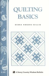 Quilting Basics (A-109)