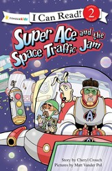 Super Ace and the Space Traffic Jam - eBook