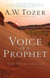 Voice of a Prophet: Who Speaks for God? - eBook