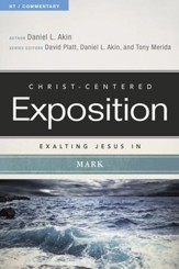 Exalting Jesus in Mark - eBook