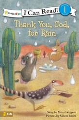 Thank You, God, for Rain - eBook