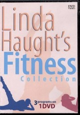 Linda Haught's Fitness Collection DVD - Slightly Imperfect