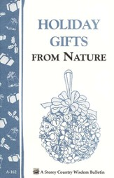 Holiday Gifts from Nature (A-162)