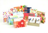 Birthday Cards, Assorted, Box of 12