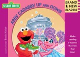 Abby Cadabby Up and Down - A Sesame Street Book