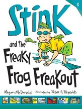 Stink and the Freaky Frog Freakout: #8