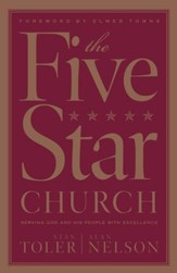 Five Star Church, The: Serving God and His People with Excellence - eBook