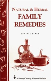 Natural & Herbal Family Remedies (A-168)