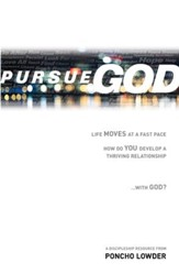 Pursue God - eBook