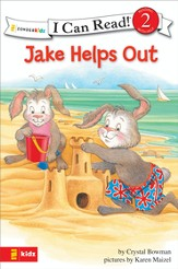 Jake Helps Out: Biblical Values - eBook