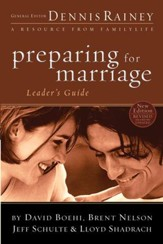 Preparing for Marriage Leader's Guide - eBook