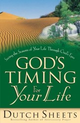 God's Timing for Your Life - eBook