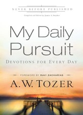 My Daily Pursuit: Devotions for Every Day - eBook