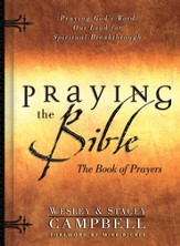 Praying the Bible: The Book of Prayers - eBook