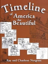 Timeline of America the Beautiful