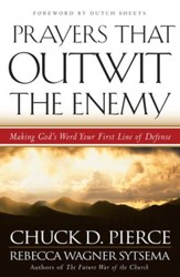 Prayers That Outwit the Enemy: Making God's Word Your First Line of Defense - eBook