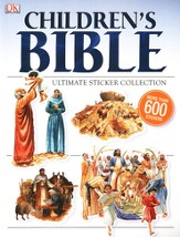 Children's Bible Ultimate Sticker Collection: More than 600 Stickers