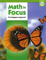 Math in Focus: The Singapore Approach Grade 3 Student Book A