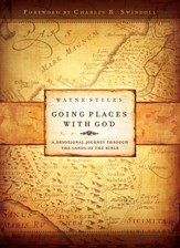 Going Places with God: A Devotional Journey Through the Lands of the Bible - eBook